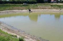 beeld waterreservoir