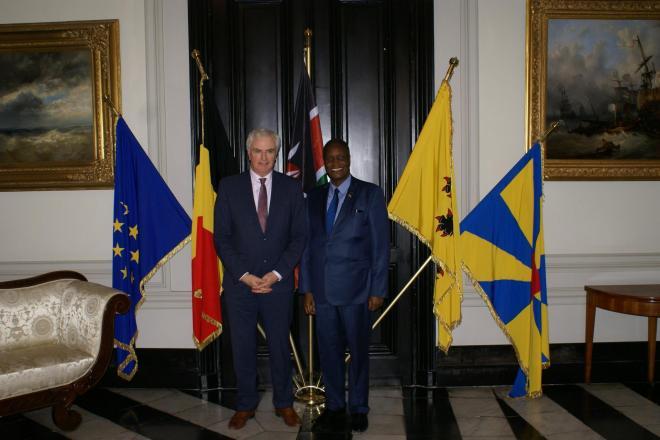 Ambassadeur Kenia