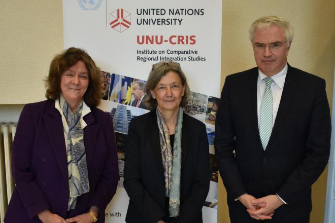 Bron: United Nations University - CRIS