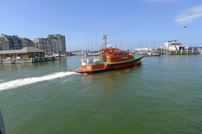 reddingsboot ORKA